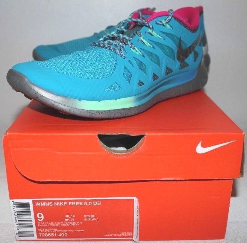 Nike Zoom DB Free 5.0 Premium Doernbecher Women's Size 9 Brand New
