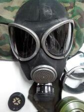GAS MASK PMK-3 drinking system (Mask,Filter,Jar,Bag), New