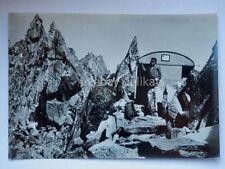 VAL MASINO Bivacco Ronconi passo Bondo alpi Sondrio vecchia cartolina
