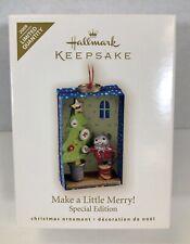 2009 A Crabby Little Christmas Maxine Hallmark Retired Ornament