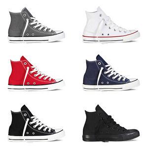 Chaussures baskets homme/femme TW sneakers hautes en toile