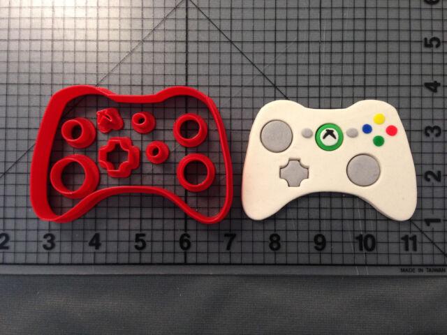 X Controller Cookie Cutter Set