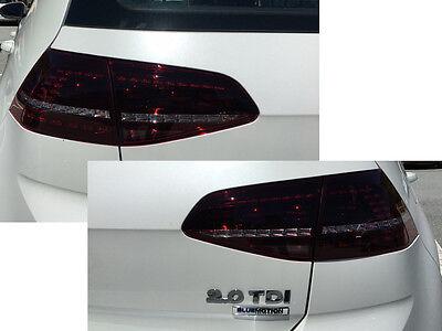 ORIGINALE VW GOLF 7 R KIT LED LUCI POSTERIORI FANALI LUCI POSTERIORI 5g1052200D