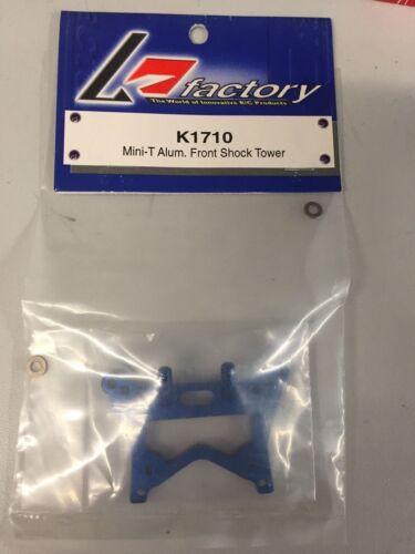 Front Shock Tower K1710 Losi Mini-T Alum