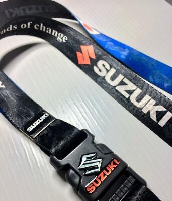 SUZUKI SRAD keyholder lanyard  premium exclusive RAIMIX motoparts