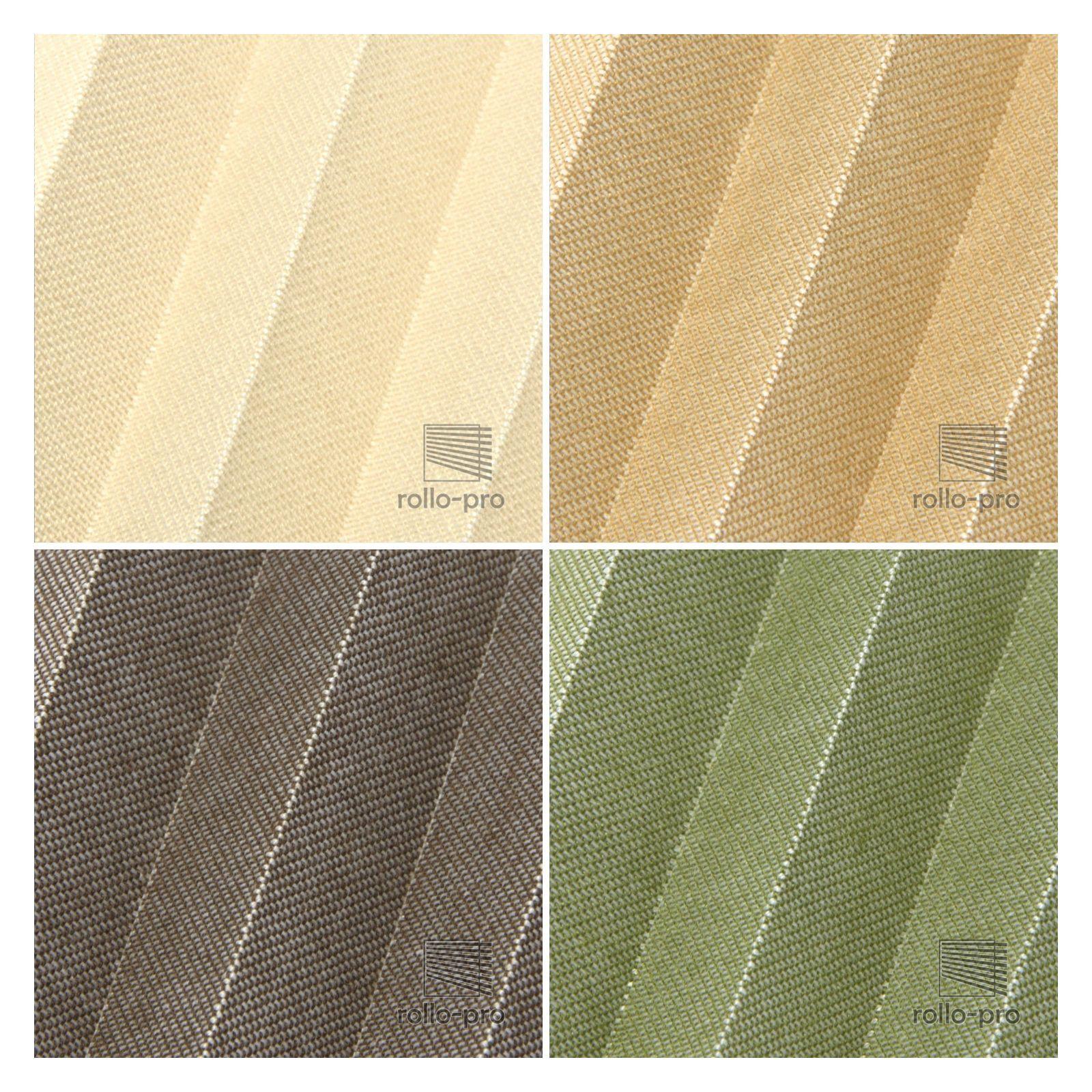 PLISSEE nach Maß    Faltrollo  DENIM  Alu-Profil  Weiß Rollos Plissees Jalousien | Verpackungsvielfalt  a818e9