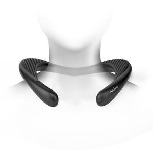 altoparlante indossabile da collo Soundwear Nedis Bluetooth 2x4,5W ricaricabile