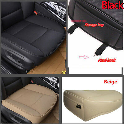 1pc PU Leather 3D Full Surround Front Car Seat Protector Seat Cover Accessories