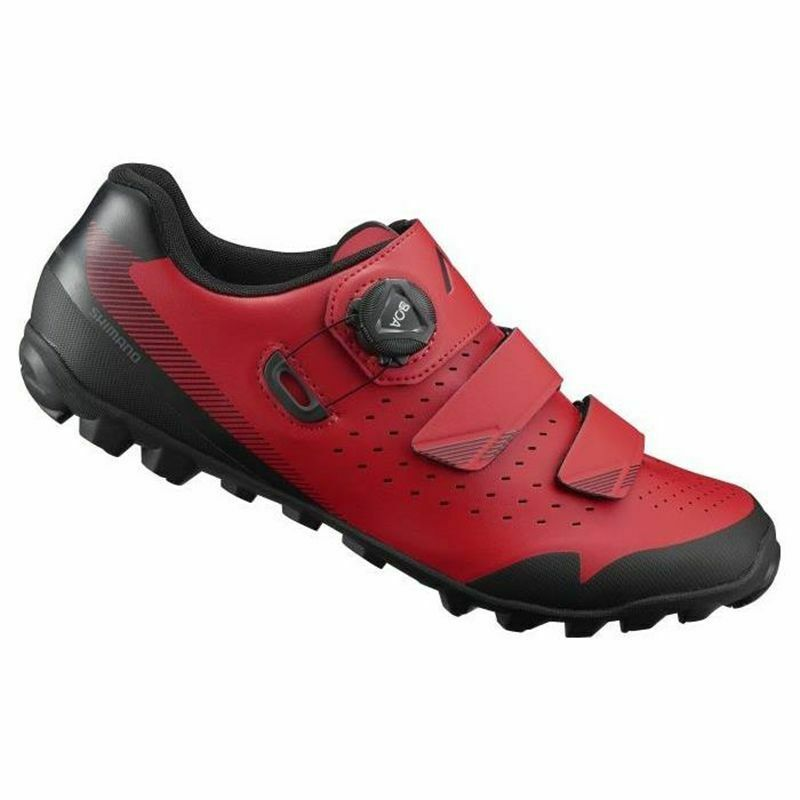 Shimano ME400 Red shoes 2019