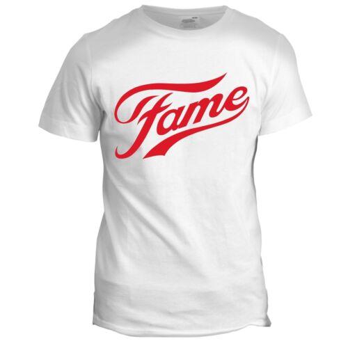 Fame Classic Retro Musical Movie Film TV Celeb Mens T Shirt
