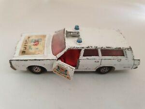 Vintage-Matchbox-Speedkings-K23-Mercury-Commuter-Car-Vehicle-1970