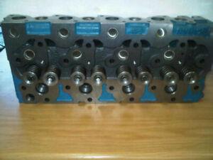 Kubota-V2203-M-Cylinder-Head-Bobcat-753-763-773-CASE-1838-130-assembled