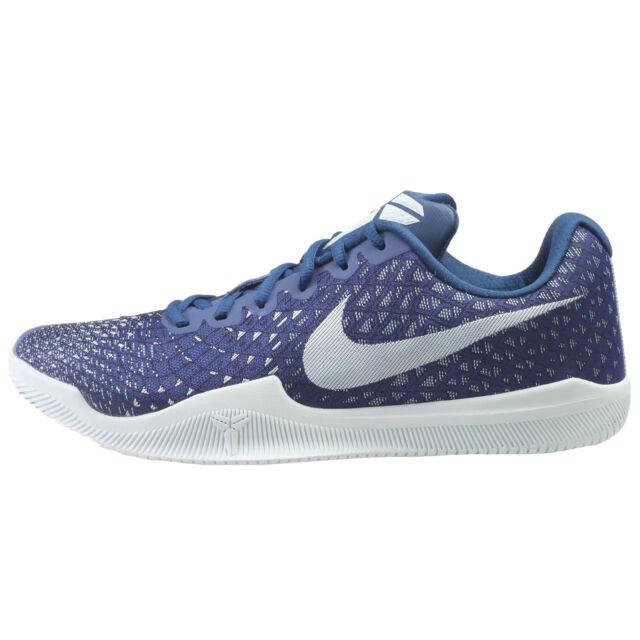 Size 8 - Nike Mamba Instinct Blue 2017