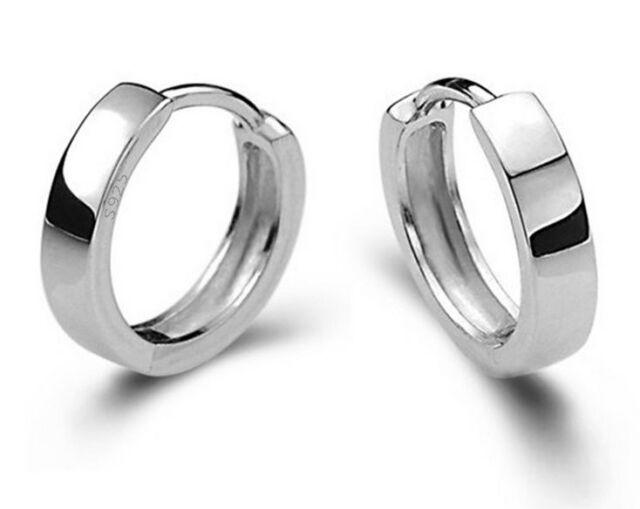 925 sterling silver Earrings Ear buckle women fashion jewelry gift
