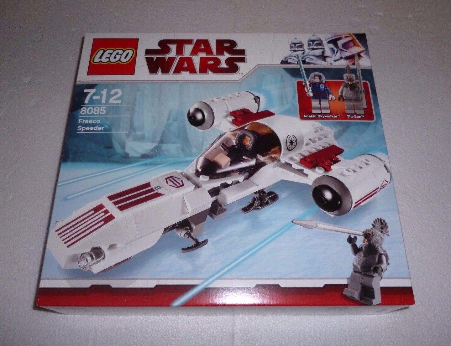 Lego Star Wars Freeco Speeder (8085) NEUF NEW NEUF dans sa boîte