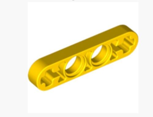 Without Notch 4199345/_LEGO Lever 1x4 32449 Lot of 4 /_Bright Yellow