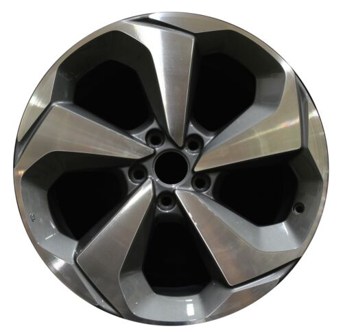 "19/"" Honda Accord Touring 2018 Factory OEM Rim Wheel 64126 Grey Machined"