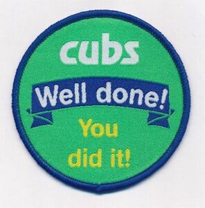 Well-Done-Cubs-Badge-NEW-Round-Scout