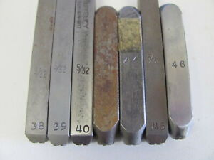 mercury-metal-punches-38-39-40-41-44-45-46