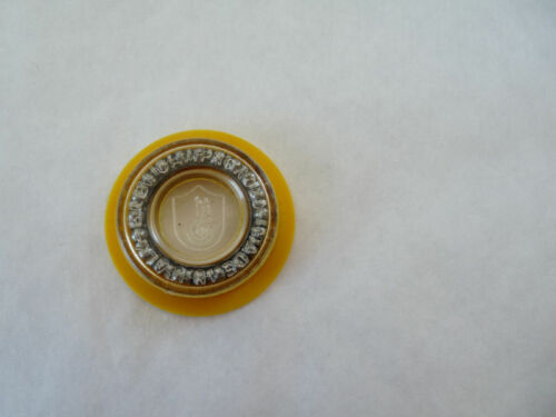 """Campagnolo Headset bearings 1/"""" **  3//16/""""  Vintage Bicycle Yellow Container NOS"""