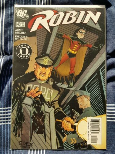 assorted Robin comics choose from list