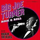 Rock & Roll/Rockin the Blues+ 2 Bonus Tracks by Big Joe Turner (Modern Blues)/Big Joe Turner (CD, Dec-2015, Hoo Doo Records)