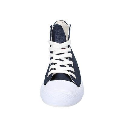 Damen schuhe CARRERA 41 EU sneakers blau segeltuch BZ800-C