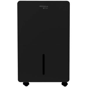 Soleus Air 70-Pint Portable Dehumidifier with 24-Hour Timer, White