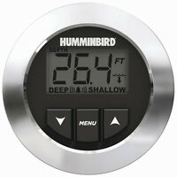 Humminbird Hdr 650 Black White And Chrome Bezels