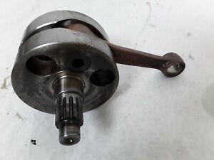 Genuine-Yamaha-Crankshaft-Assembly-DT1-DT1MX-1968-1969-1970-1971