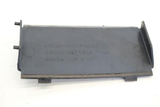 1998 HONDA VTR 1000 FIRE STORM BATTERY BOX COVER 80110-mbb-0000