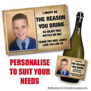 PERSONALISED-THANK-YOU-WINE-PROSECCO-BOTTLE-LABEL-CHRISTMAS-GIFT-TEACHER-108