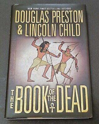 Book of the dead preston