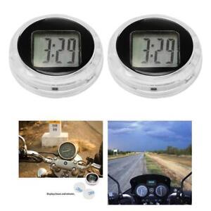 Mini-Waterproof-Motorcycle-Digital-Clock-Watch-w-Stick-Motorbike-Time