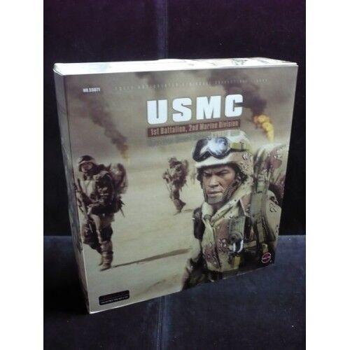 1 6 Historia del soldado SS071 USMC 1ST batallón 2ND Marina división operación Desert
