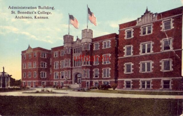 Administration Building, St. Benedicts College Atchison, KS