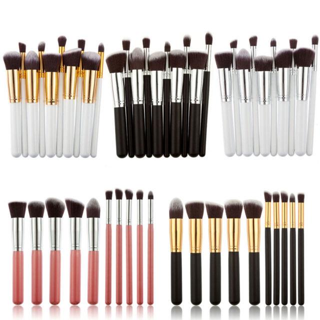 Practical Makeup Set Kits Brushes Makeup Cosmetics Brush 10pcs For Women