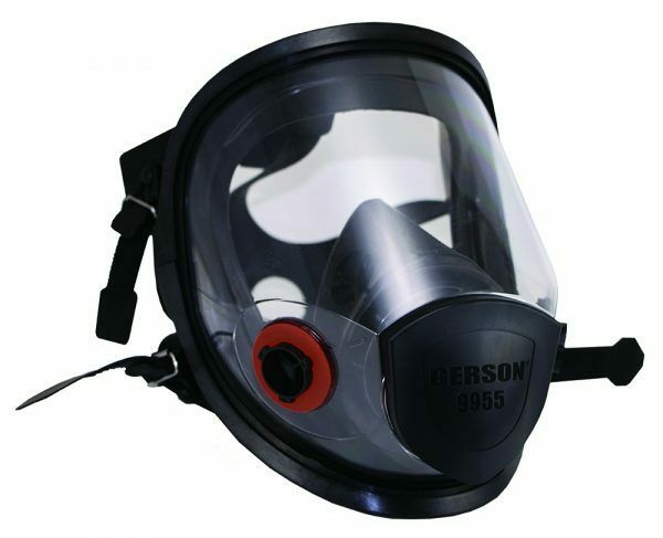 Gerson 9955 Silicone Full Face Mask