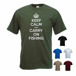 Keep Calm And Carry On Sailing Sailing T-Shirt Funny Novelty Mens tee TShirt