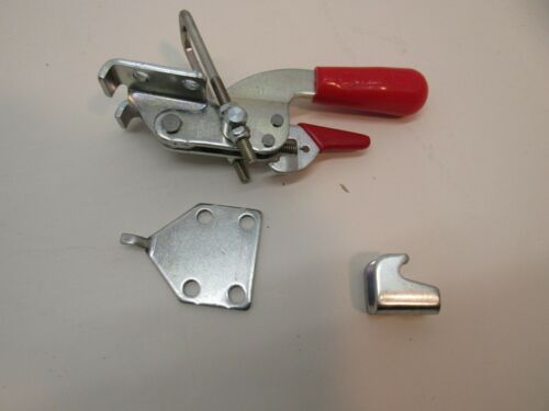331 DE STA CO Pull Action Clamp with Threaded U-Bolt