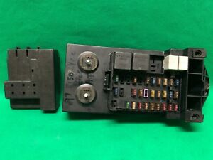 Details about 97 FORD F250 F150 TRUCK DASH INTERIOR FUSE BOX RELAY on