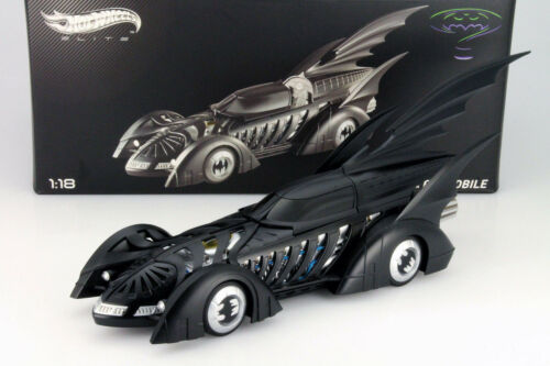 Batman Forever Batmobile 1995 118 Hot Wheels Elite SPECIAL PRICE