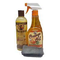 Howard Feed-n-wax Wood Preserver 16 Ounce And Howard Orange Oil Restorative W... on sale
