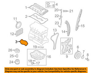 Details about KIA OEM 11-16 Sportage Engine Parts-Valve Cover Seal on 2000 kia sportage motor diagram, kia car diagram, kia rio 1.6 engine, kia wiring diagram, kia rondo engine problems, kia 2.4 engine, kia axle diagram, kia 4 wheel drive problems, kia serpentine belt diagram, 2006 kia rio belt diagram, 2005 kia sedona firing order diagram, kia parts diagram, kia sedona starter diagram, 2000 kia sportage timing marks diagram, kia steering diagram, kia engine specs, toro groundsmaster 120 wire diagram, 2005 kia sedona exhaust system diagram, kia 3.5 engine problems,