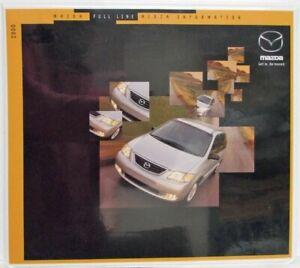 2000-Mazda-Full-Line-Press-Kit-Protege-Miata-Millenia-626-MPV