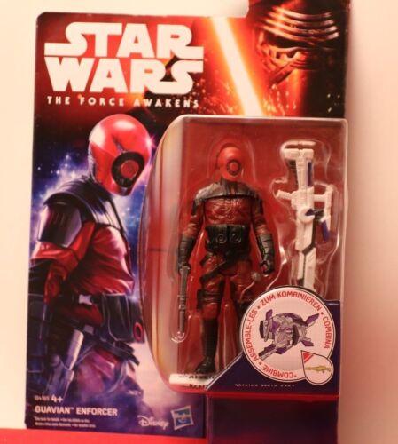 Star wars ** Disney//Hasbro ** the force Awakens * OVP * guavian Enforcer 4