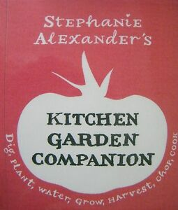 Stephanie-Alexander-039-s-Kitchen-Garden-Companion-TASTE-MINI-COOKBOOK-Softcover