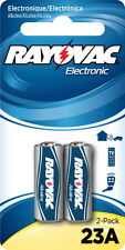Rayovac A23 (KE23A-ZM) 12 Volt Alkaline Batteries. 2-Pack.
