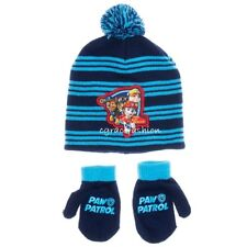 6c4f0b0493a item 6 Paw Patrol Marshall Chase Dog Boy Blue Knit Beanie Winter Ski Hat Cap  Mitten Set -Paw Patrol Marshall Chase Dog Boy Blue Knit Beanie Winter Ski  Hat ...
