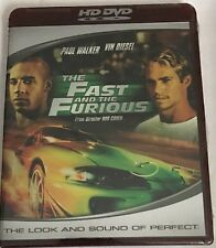 The Fast And The Furious HD DVD